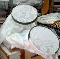 telai artigianali in legno per ricamo a mano
