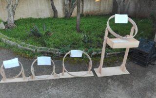 Telai artigianali in legno