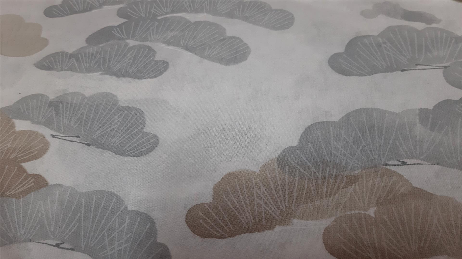 tessuto puro cotone per lenzuola